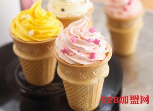 冰淇淋加盟需要什么